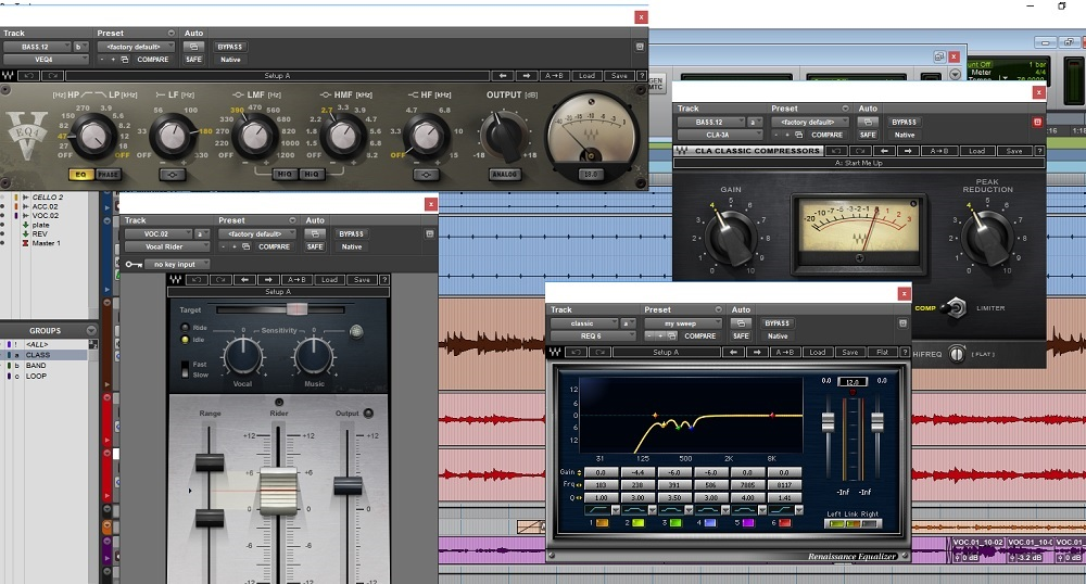 עריכת שירים באולפן – מה עושים כדי שזה יצא הכי טוב